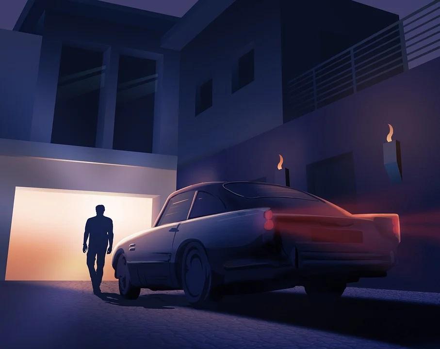 Auto patří pod střechu