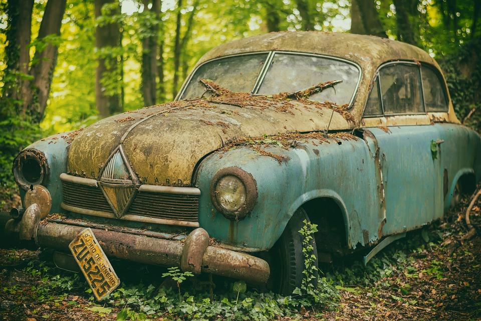 Chraňte svůj vůz