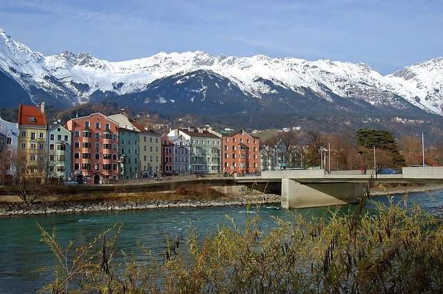 hory v Innsbrucku