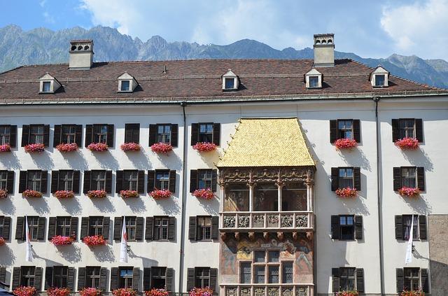 hotel v Innsbrucku